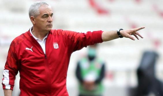 Sivasspor, Rıza Çalımbay ile yeni sözleşme imzaladı