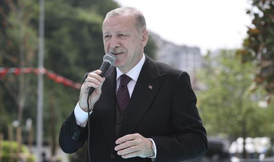 Erdoğan merakla beklenen müjdeyi açıkladı