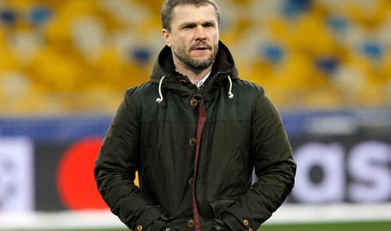 Sergiy Rebrov'un yeni takımı belli oldu