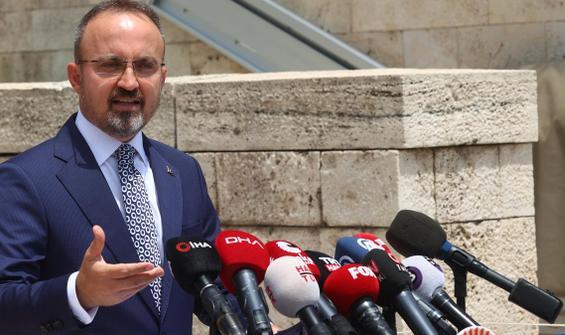 AK Parti'li Bülent Turan'dan 'Sedat Peker' açıklaması