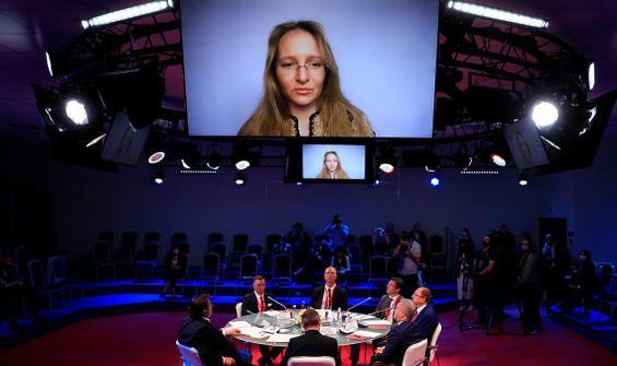 Putin'in sır gibi sakladığı kızı ortaya çıktı