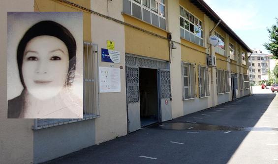 Trabzon'da okul bahçesinde kadın cinayeti