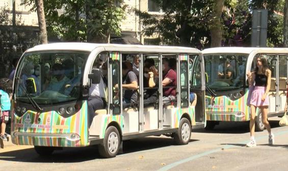 Adalar'da elektrikli taşıt kullanımına yeni düzenleme