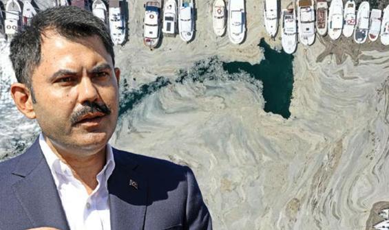 Marmara nasıl kurtulacak? Bakan Kurum canlı yayında açıkladı