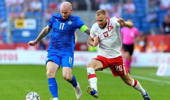 Polonya ile İzlanda yenişemedi