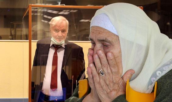 8 bin kişi katledilmişti: 'Bosna kasabı' için karar verildi