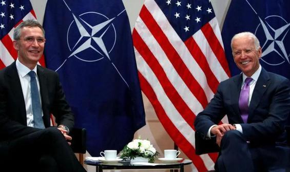Stoltenberg ve Biden NATO Zirvesi'nin gündemlerini görüştü!