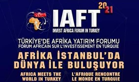 54 Afrika Ülkesi Dünya ile İstanbul'da buluşuyor