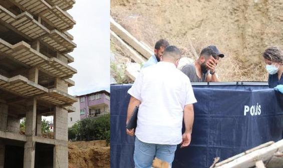 İhmal mi, kaza mı? 8'inci kattan düşen inşaat işçisi öldü