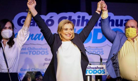 Tarih boyunca ilk! Kadın adayların zaferi