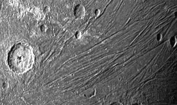 NASA ilk fotoğrafını yayınladı