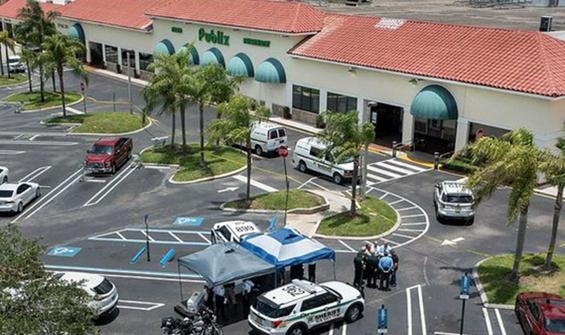Florida'da süpermarkete silahlı saldırı: 3 ölü