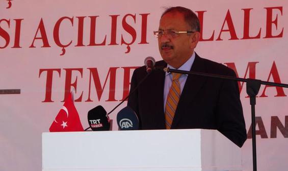 AK Parti'li Özhaseki: Şehirlerimiz Avrupa ile yarışıyor!