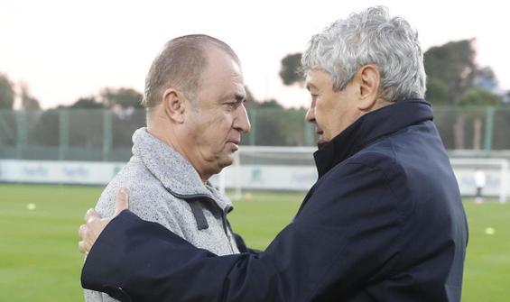 Lucescu ve Fatih Terim sürprizi