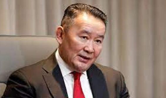 Moğolistan'ın yeni Cumhurbaşkanı Khurelsukh oldu