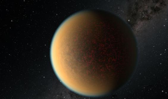 NASA: Garip bir gezegen bulduk