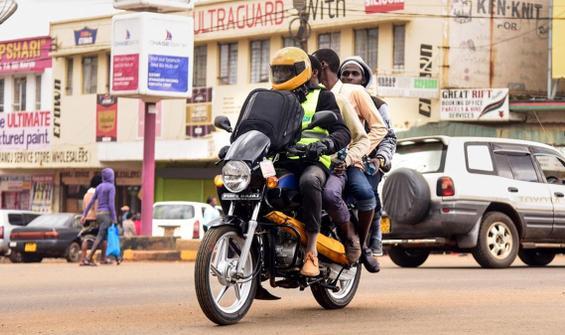 Nijerya'da motosiklet yasağı