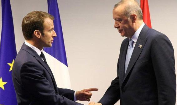 Erdoğan, NATO Zirvesi öncesi Macron'la görüşecek
