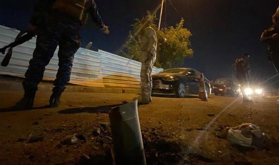 Uluslararası Bağdat Havalimanı'na drone saldırısı