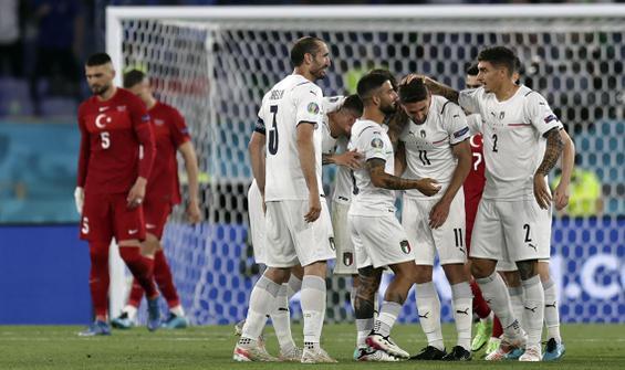 Ay-yıldızlardan EURO 2020'ye kötü başlangıç