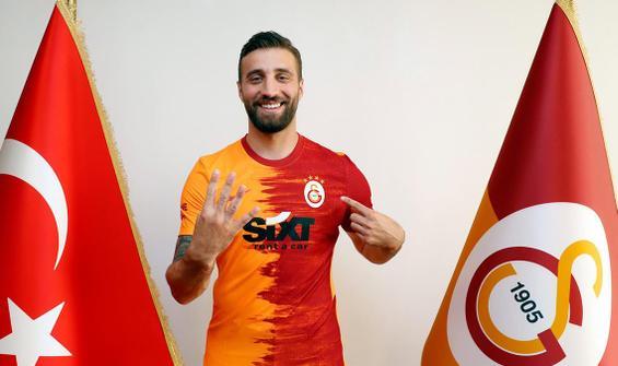 Galatasaray, Alpaslan Öztürk'ü kadrosuna kattı
