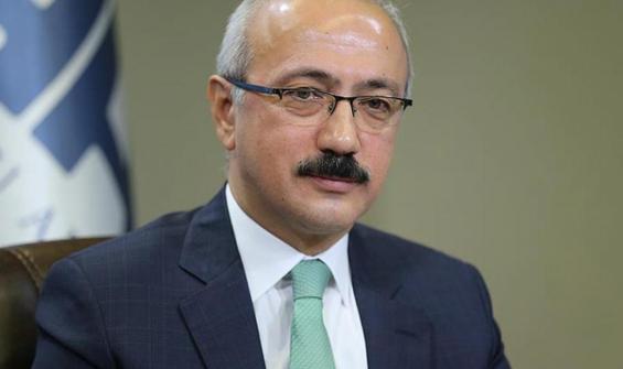 Bakan Elvan'dan salgın desteği açıklaması