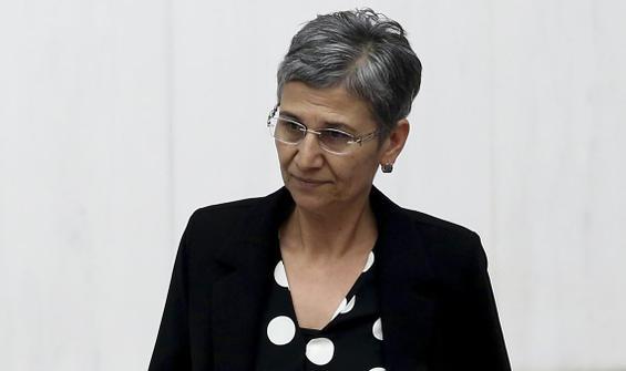 HDP'li Leyla Güven'in hapis cezası onandı!
