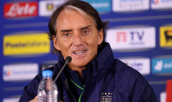 Mancini'den dikkat çeken Burak açıklaması: Umarım gol atmaz