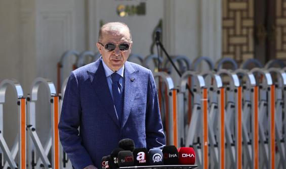 Erdoğan: Süratle turizm atağı başlayacak