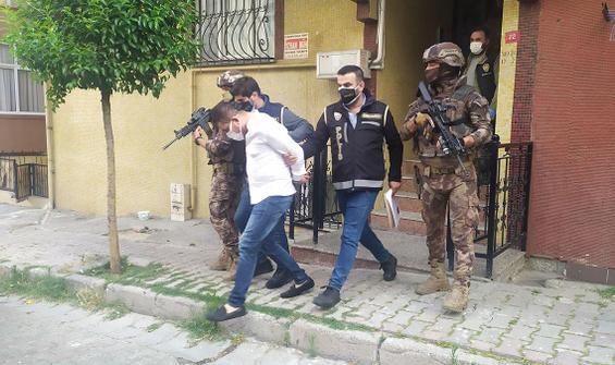 'Nurişler' çetesine operasyon: 53 adrese baskın yapıldı