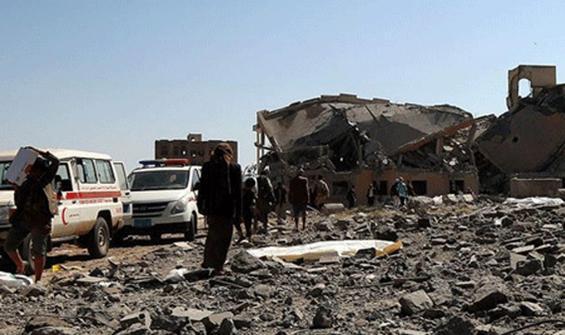 Yemen'de BAE destekli GGK güçlerine bombalı saldırı!