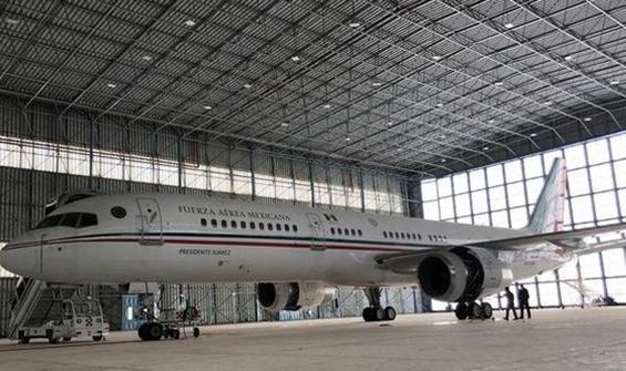 Tartışmalı uçak 3.27 milyon dolara satıldı