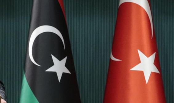 Türkiye'den Libya'ya resmi ziyaret