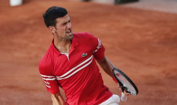 Fransa Açık'ta şampiyon Djokovic