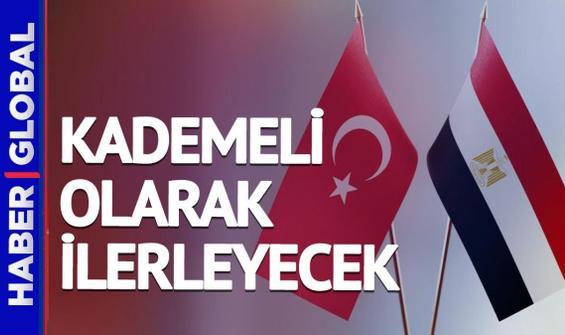 İlişkiler sil baştan! Mısır'dan kritik Türkiye açıklaması
