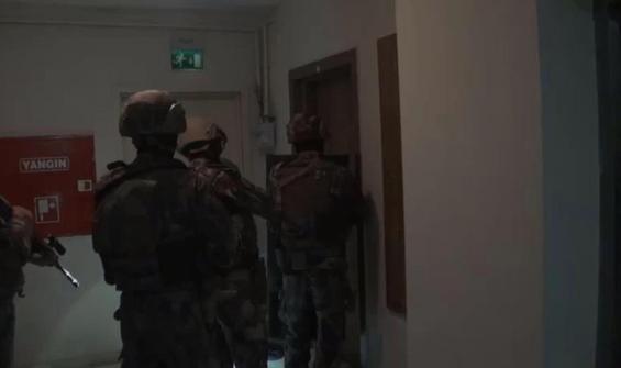 İstanbul'da DEAŞ operasyonu: 14 gözaltı