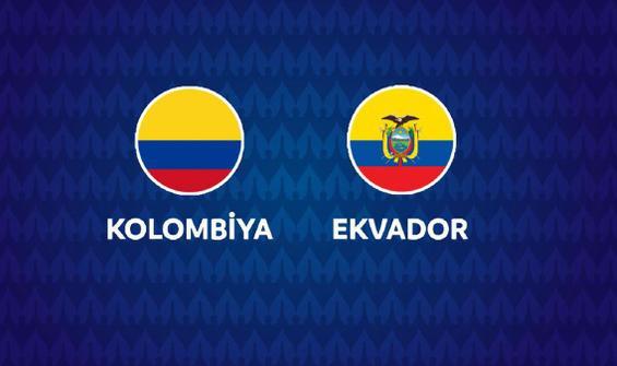 Kolombiya - Ekvador maçı Haber Global'de