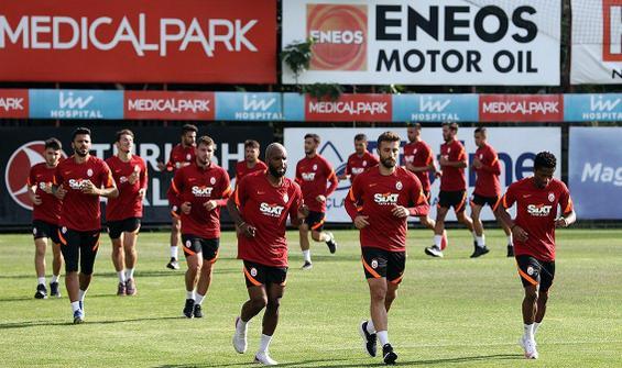 Galatasaray'da yeni sezon hazırlıkları başladı