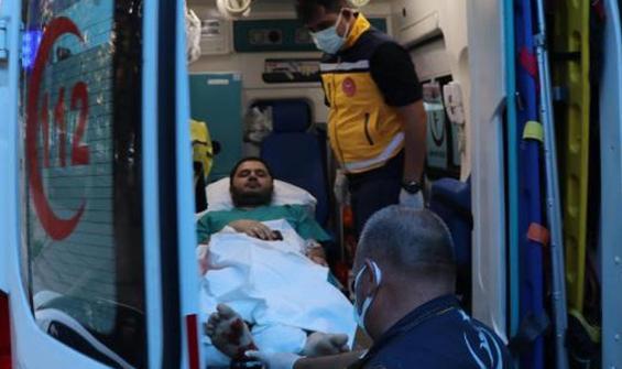 Bir doktora şiddet haberi de Kayseri'den!