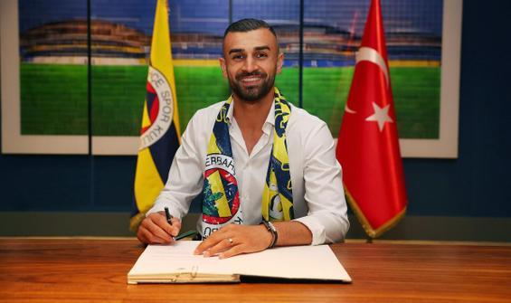 Fenerbahçe, Serdar Dursun'u transfer etti