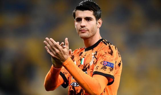 Juventus, Morata'nın sözleşmesini uzattı