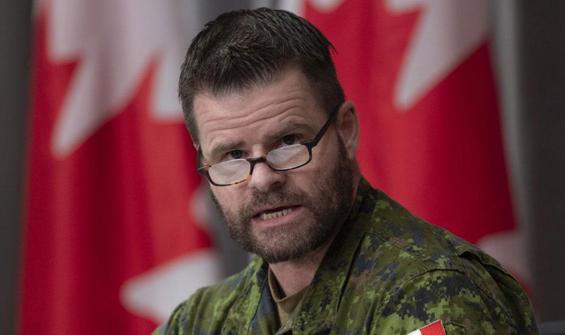 Cinsel taciz skandalı! Korgeneral istifa etti