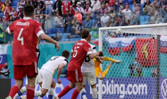Rusya, Finlandiya engelini tek golle aştı