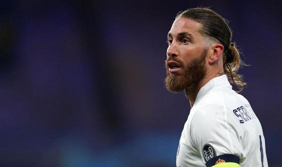 Sergio Ramos, Real Madrid'den ayrıldı