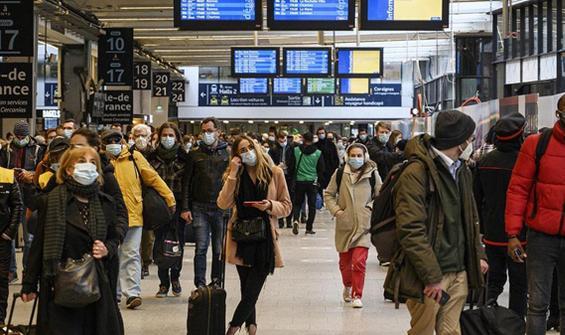 Fransa'dan flaş maske ve gece sokağa çıkma kararı!