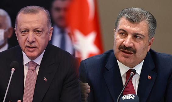 Erdoğan'dan 'Maskeleri ne zaman çıkaracağız?' sorusuna yanıt