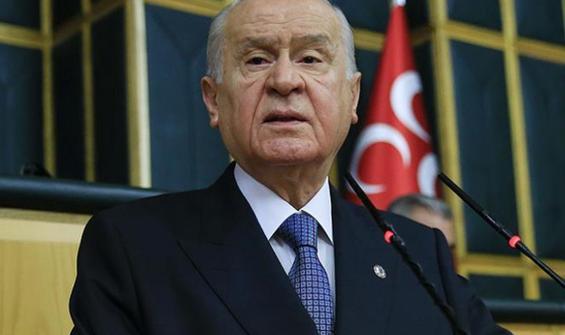 Bahçeli'den HDP il binası saldırısına ilişkin açıklama