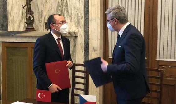 Türkiye ile Çekya arasında kritik anlaşma!