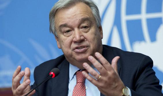 Guterres, ikinci kez BM Genel Sekreteri!
