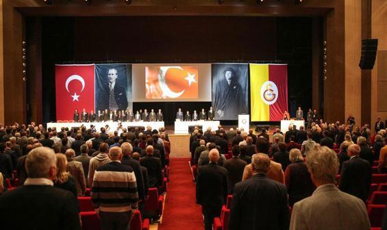 Galatasaray'da Divan Kurulu Başkanı Aykutalp Derkan oldu